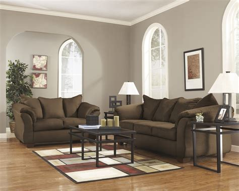 darcy sofa and loveseat darcy cafe sofa loveseat 75004 35 38 living room