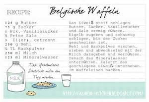 Super Toaster Belgische Waffeln Mit Kirschen Fashion Kitchen
