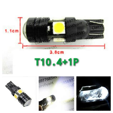 led t10 black blade projector