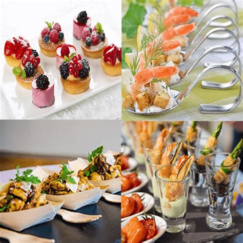 hire chef for dinner wedding canapes hire a chef