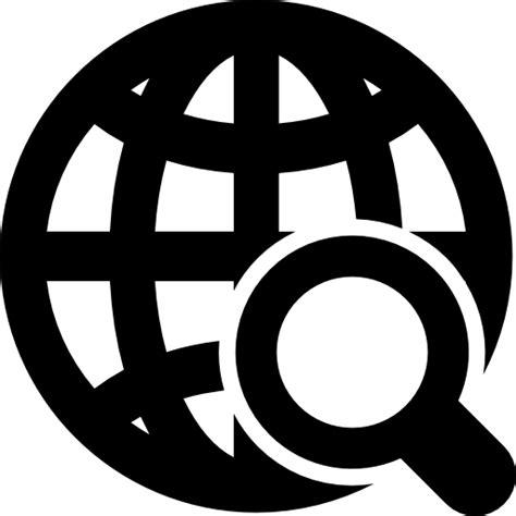 Global Search Free Global Search Interface Symbol Free Interface Icons