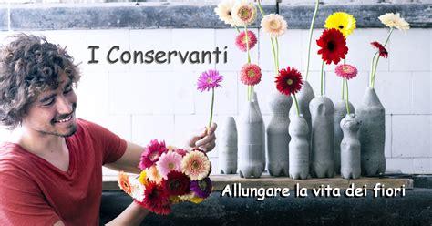 vasi per fiori recisi conservanti per fiori recisi