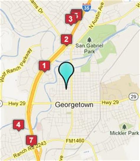 where is georgetown texas on map georgetown tx hotels motels see all discounts
