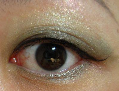 Blogdorf Goodman 101 by Deluxe Lancome Erika F Eyeshadow X4
