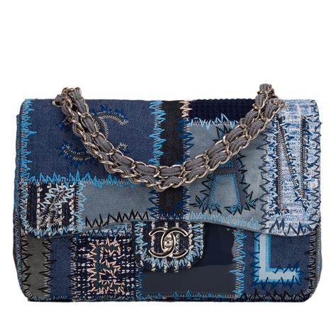 Patchwork Chanel Bag - chanel quilted patchwork flap bag world s best