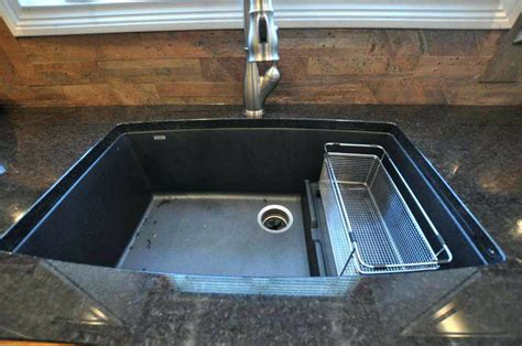 black granite composite sink black granite kitchen sinks granite composite sinks black