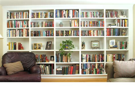 Wall Mounted Shelves by Bookcases At Loki Custom Furniture