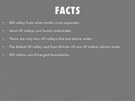 Valley Fact A | rift valley by avery sanders