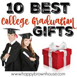 College Graduation Favors by 10 Best College Graduation Gifts Happy Brown House