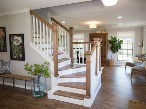 fixer foyer photos joanna gaines hgtv