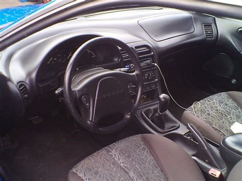 Ford Probe Interior by Ford Probe