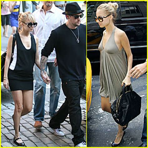 Richies Maternity Style August by 2007 August 13 Just Jared