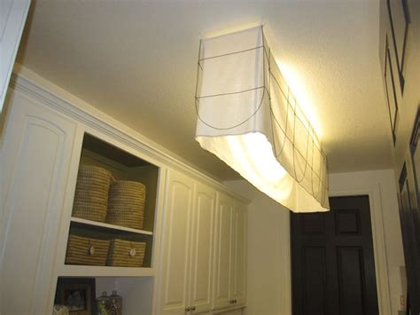how to hide fluorescent lights best 25 fluorescent light fixtures ideas on pinterest