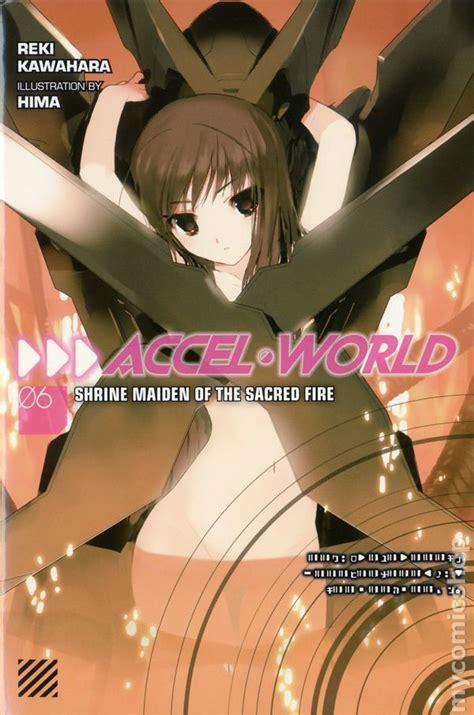 accel world vol 12 light novel the crest books accel world sc 2014 yen press novel comic books