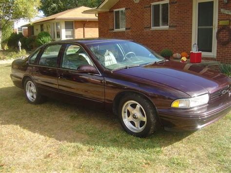 car owners manuals for sale 1995 chevrolet impala ss seat position control auto air conditioning service 1995 chevrolet impala ss lane departure warning 1995 impala ss