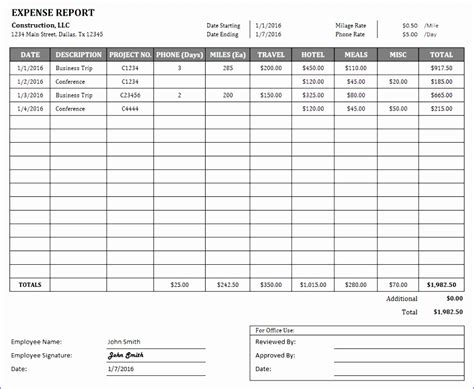 10 Free Excel Expense Report Template Exceltemplates Exceltemplates Reporting Schedule Template