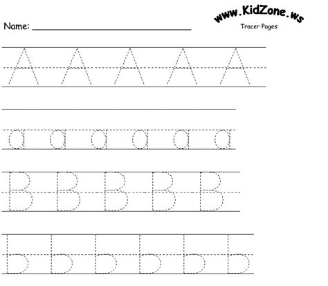 Paper With Preschoolers - hints summer activities practicing writing with