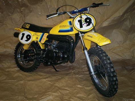 Suzuki Rm 50 1979 Suzuki Rm 50 Picture 876841