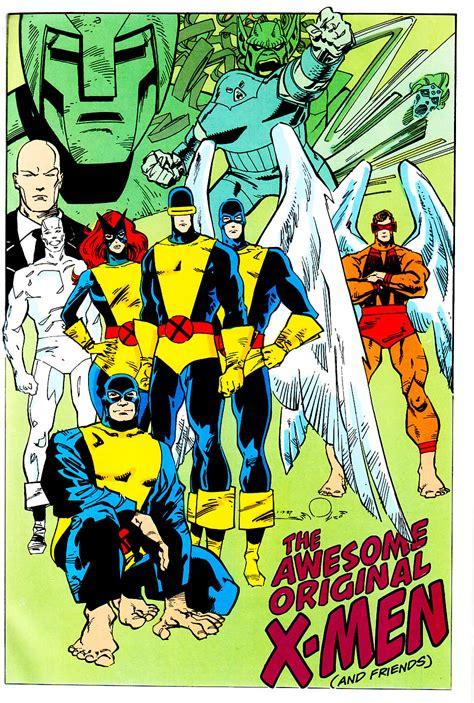 X Original best xmen lineup comic vine