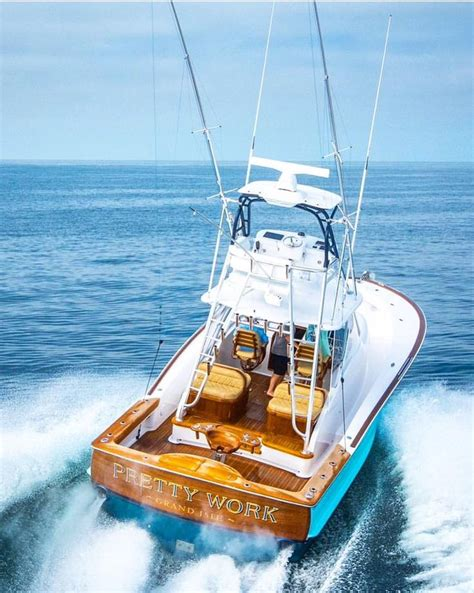 25 best ideas about sport fisher yachts on pinterest - Saltwater Fishing Boat Names