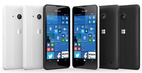 Microsoft Lumia Series microsoft announces the affordable lumia 550 with windows 10