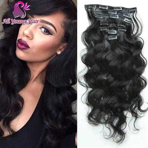 best hair extensions in dallas african american find more clips in hair information about new best