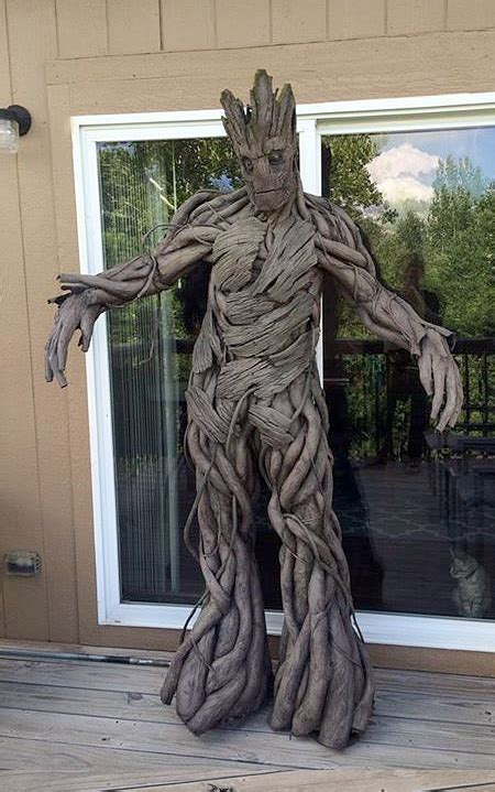 at at costume groot costume
