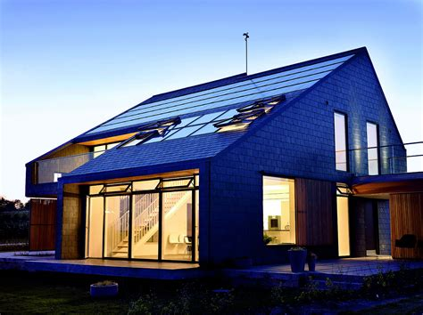 energy efficient home a house in aarhus denmark