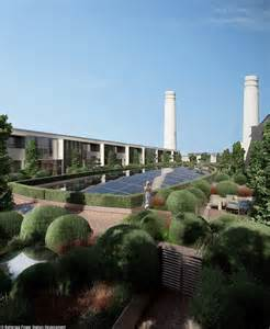 Grylls House by Grylls Buys New Pad In Plush Battersea Power Station