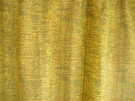yellow drapery panels vintage curtains vintage drapes draperies mustard yellow
