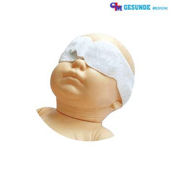 Penutup Mata Bayi by Alat Penutup Mata Bayi Eye Protector Baby Penutup Mata
