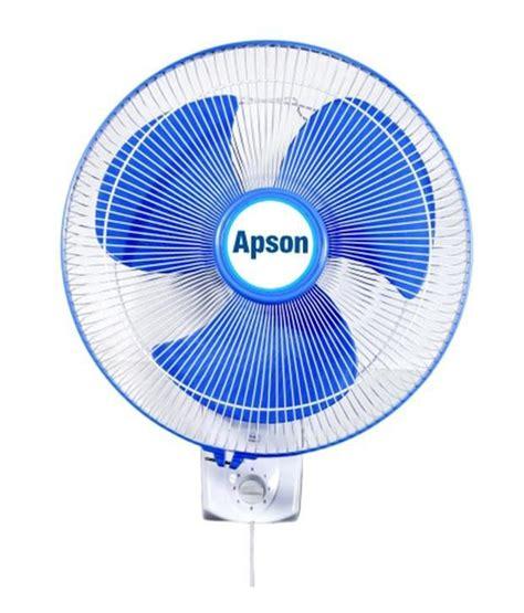 Wall Fan 12 Inc Okayama apson 12 wall fan 12 inch wall fan white with blue blades price in india buy apson 12