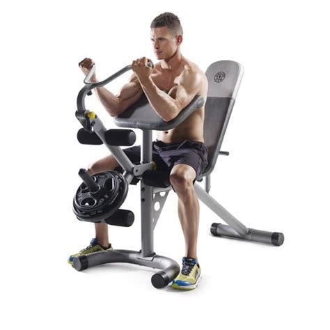 gold gym workout bench gold s gym xrs 20 olympic workout bench academy