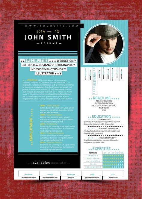 Pages Resume Templates Not In by 8 Best Templates Photoshop Indesign Images On