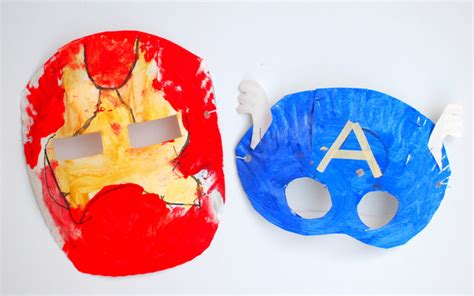 Masks With Paper Plates - paper plate masks 62 creative ideas guide patterns