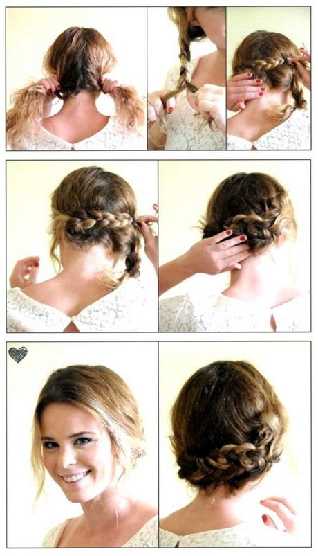 evening hairstyles step by step prom hairstyles step by step