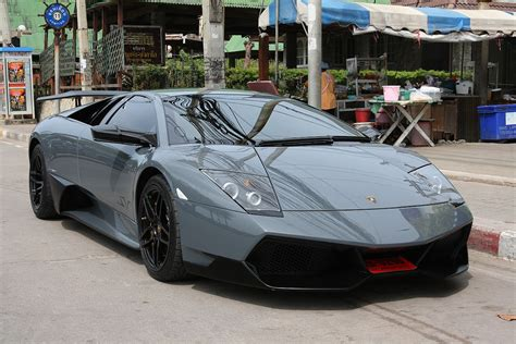 Lamborghini Murcielago Sv by Lamborghini Murci 233 Lago Wikipedia