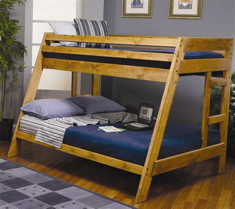 bunk bed twin over full chicago twin over full bunk bed furniture store