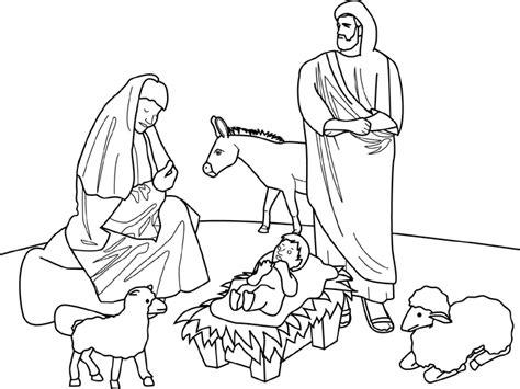 imagenes cristianas de navidad para colorear dibujos cristianos para colorear