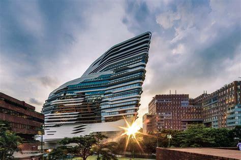 Landscape Architecture Hk Innovation Tower Hong Kong Architect Zaha Hadid Zaha