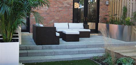 modern backyards modern backyard design ideas montreal outdoor living