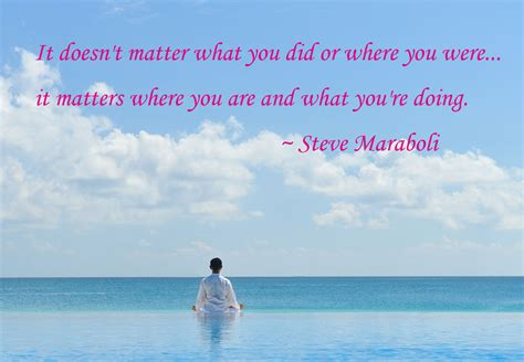 Does It Matter Wher You Get Your Mba by It Doesn T Matter What You Did Or Where You Were It