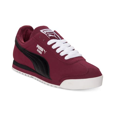 roma shoes s roma sl nubuck 2 casual sneakers from finish