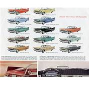 1959 Fury Specs Colors Facts History And Performance