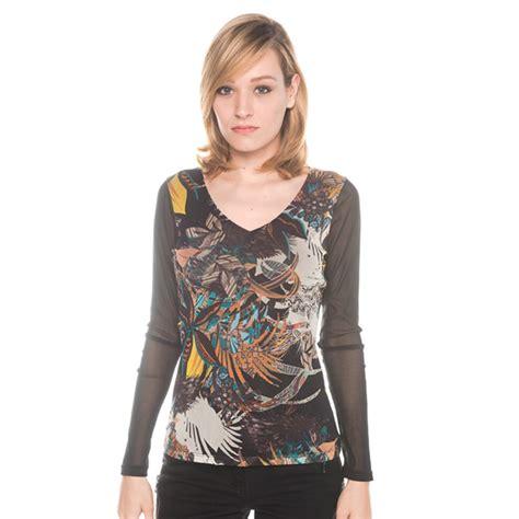 T Shirt Mambo shirt mambo tops t shirts femme mambo multico elora