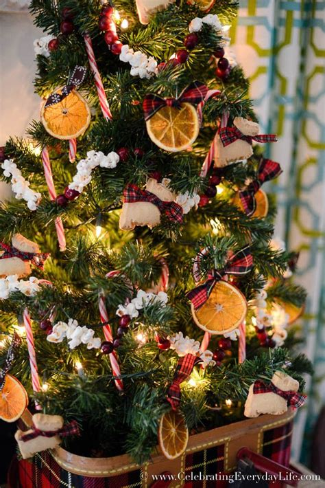 kitchen christmas tree ideas best 20 natural christmas decorations ideas on pinterest