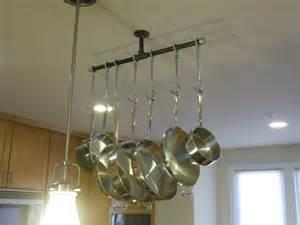 Hanging Cooking Pot Racks Best 20 Hanging Pots Ideas On Hanging Pots