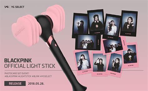 blackpink official lightstick blackpink lightstick is on sale now