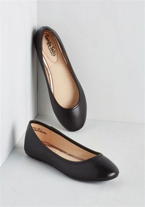 shoes flats black black ballet flats how to stand out carey fashion