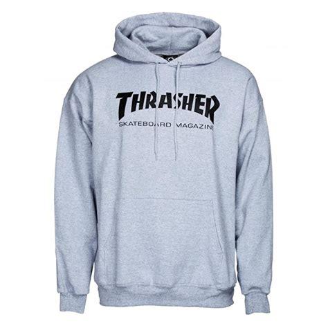 Hoodie Thrasher Jaket Thrasher Sweater Thrasher thrasher skate mag logo hoodie grey thrasher hoodie thrasher clothing thrasher